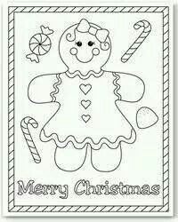 Free Christmas Coloring Pages Fun That The Kids Will Love