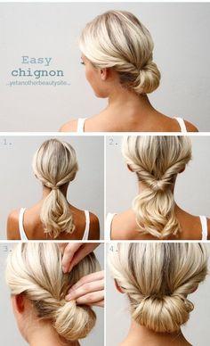 Peinados para evitar el frizz