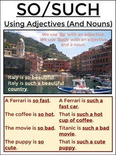 Learn English Grammar, English Fun, English Tips, English Language Learners, English Phrases, English Book, Learn English Words, English Study, Education English