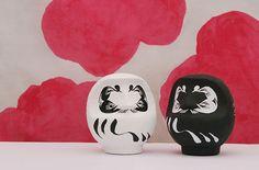 modern daruma  群馬県高崎市の創業80年の老舗「今井だるま店」とデザイナー「2104(Futoshi)」とのコラボレーション