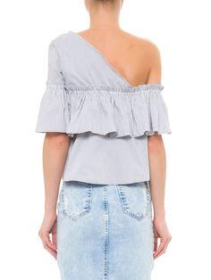 Blusa Feminina Listras - Iorane - Preto - Shop2gether