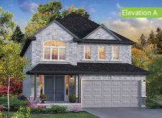 Multi area developments model homes