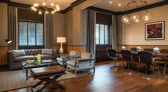 Gild Hall, a Thompson Hotel, completed a redesign of its guestrooms and suites, unveiling a new environment with custom-designed furnishings...