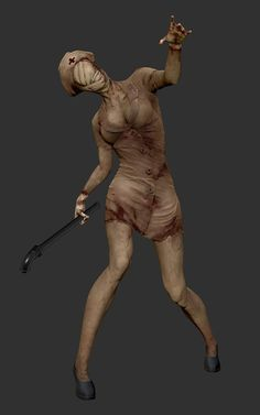 Silent Hill Nurse > Perfect Halloween Costume