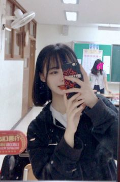 Ulzzang Hair, Ulzzang Korean Girl, Cute Korean Girl, Uzzlang Girl, Girl Short Hair, Ulzzang Fashion, Pretty And Cute, Cute Faces, Tumblr Girls