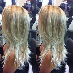 #semfiltro #corquetransforma #aquinosalao #banhodesalao #lorealprofessionnel ❤️love blond