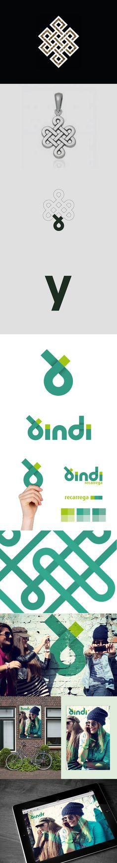 Nova marca Yindi para recarregar seu celular nas festas