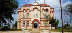 Karnes County Courthouse Texas