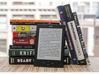 Amazon Kindle (2012, special offers) - list of best e-readers