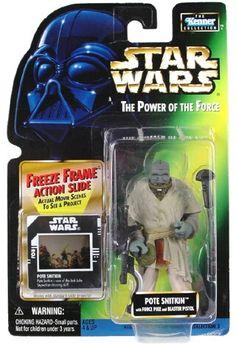 Kenobi Freeze Frame POTF2 VARIANT .03 Card Ben Star Wars Obi-Wan