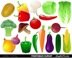 Vegetables clipart digital vegetables clip art vegetable Source by lionidi Clipart, Easy To Digest Foods, Food Clips, Party Banners, Design Graphique, Craft Items, Organic Recipes, Graphic, Digital Image