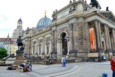 Johnny Crepes: Dresden - Day 1 - Brühlsche Terrasse