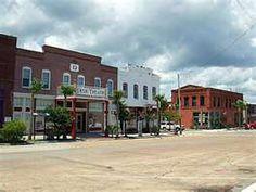 Apalachicola -- downtown.