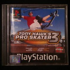 On instagram by almostagameaday  #retrogames #microhobbit (o)  http://ift.tt/1QH1BHB  I had forgotten that I don't have the coverepaper for this one? :o Need to get it...... #tonyhawksproskater3 #thps #thps3 #tonyhawk #skateboarding #skatelife #skateboard #tonihaukka #ps1 #PlayStation #game #gamer #gaming #nerd #geek #gamerlife #collector #consolegames #sony #gamingislife #retro #retrogaming  #gameart #pelaaja #pelit #retropelit #keräily