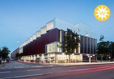 WAN Mixed-Use Award Winner 15; Sundbyoster Hall II, Copenhagen, Denmark