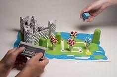 Mario Play - das Brettspiel