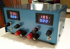 Picture of Switched Mode Dual Variable Power Supply