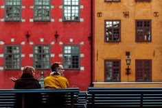 100 free things to do in Stockholm • Stockholm's old town, Gamla Stan