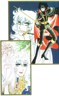 Rose of Versailles 1 v1 - Read Rose of Versailles Vol.1 Ch.1 Online For Free - Page 3 - Page size 1 - MangaPark