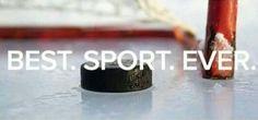 Hockey - Best. Sport. Ever.