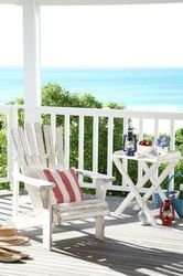 Beach House Porch, or Where I'd Like to be Right Now