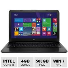 HP N2S70UTABA 156 Intel Core i55200U Windows 7 Professional Laptop ** BEST VALUE BUY on Amazon