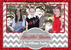 Digital Christmas Invitation New Year by PamperYourParty on Etsy, $15.00