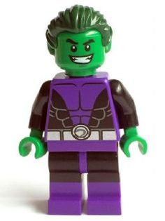 sh198: Beast Boy (76035) | Brickset: LEGO set guide and database