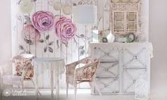 Shabby Chic Style In Interior Design