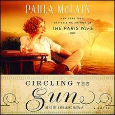 circling the sun book image   Circling the Sun Audio Book CDs Unabridged