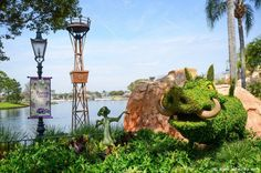 The 2014 Epcot International Flower & Garden Festival http://www.wdwinfo.com/wdwinfo/guides/epcot/events/ep-flower-garden.htm