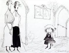 Ronald Searle 1920--2011