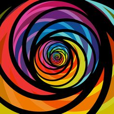 The perfect Psychedelic Trippy Animated GIF for your conversation. Discover and Share the best GIFs on Tenor. Illusion Kunst, Optical Illusion Gif, Illusion Art, Cool Optical Illusions, Art Optical, Trippy Pictures, Gif Pictures, Gifs, Zentangle