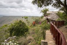 Reisebericht Shimba Hills National Reserve Green Lodge Kenia Kwale