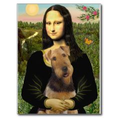 Shop Dachshund - Mona Lisa Poster created by masterpiecedogs. Dachshund Rescue, Wire Haired Dachshund, Mini Dachshund, Dachshund Quotes, Airedale Terrier, Fox Terriers, I Love Dogs, Puppy Love, Golden Retriever Art