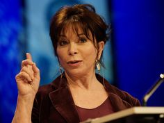 Author and activist Isabel Allende discusses women, creativity, the definition of feminism