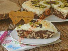 Muhallebili Mozaik Pasta Resimli Tarifi - Yemek Tarifleri