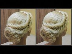 Super hair styles step by step bow Ideas Fast Hairstyles, Easy Hairstyles For Long Hair, Older Women Hairstyles, Pretty Hairstyles, Short Hair Styles Easy, Curly Hair Styles, Ash Blonde Ombre Hair, Prom Hair Up, Hair Magazine