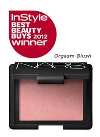 Since 2003, Orgasm Blush has been awarded 4 times in InStyle's Best Beauty Buys claiming categories such as Best Products For Fair Skin Tones and Best Blush.