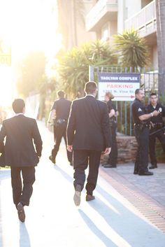 Greeting our police force-Emanuel Pleitez rally www.pleitezforla.com