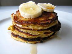 Banana Nut Pancakes (Gluten Free & Grain Free) Holistic Recipe - Whole Lifestyle Nutrition   Organic Recipes   Holistic Recipes