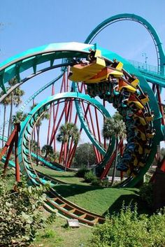 Amazing Amusement Parks - What would summer be without the dizzying thrills and  stomach-dropping rides at our favorite amusement parks? A look at the amusement parks of today and those of times past.