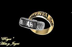 0a02224d4185 Anillo tres oros con diamantes - Reyes Arte y Joyas - Video - Matrimonio.com