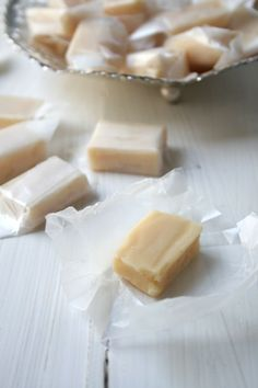 Polish Milk Caramels from Scratch
