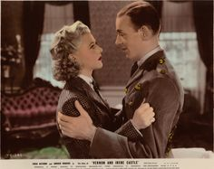Ginger Rogers The Story of Vernon and Irene Castle 1939
