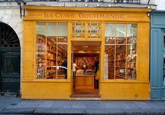 La Cure Gourmande,la famosa tienda francesa de dulces artesanales te espera en París. cursos@enidiomas.com ow.ly/i/2DsfQ
