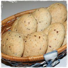 Mat på et fat matblogg.: Havrerundstykker. Mashed Potatoes, Muffin, Food And Drink, Baking, Vegetables, Breakfast, Ethnic Recipes, Bread Making, Morning Coffee