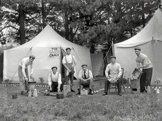 """Gaiety Camp"" fine-art print"