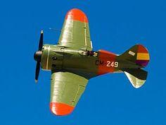 Polikarpov I-16-Spain