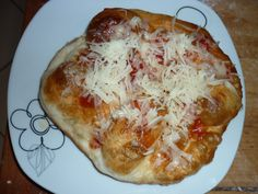 Hawaiian Pizza, Vegetable Pizza, Toast, Cheese, Vegetables, Cooking, Recipes, Food, Author